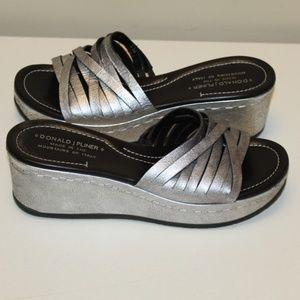 Donald J Pliner Women 8 M Made in Italy Sandal